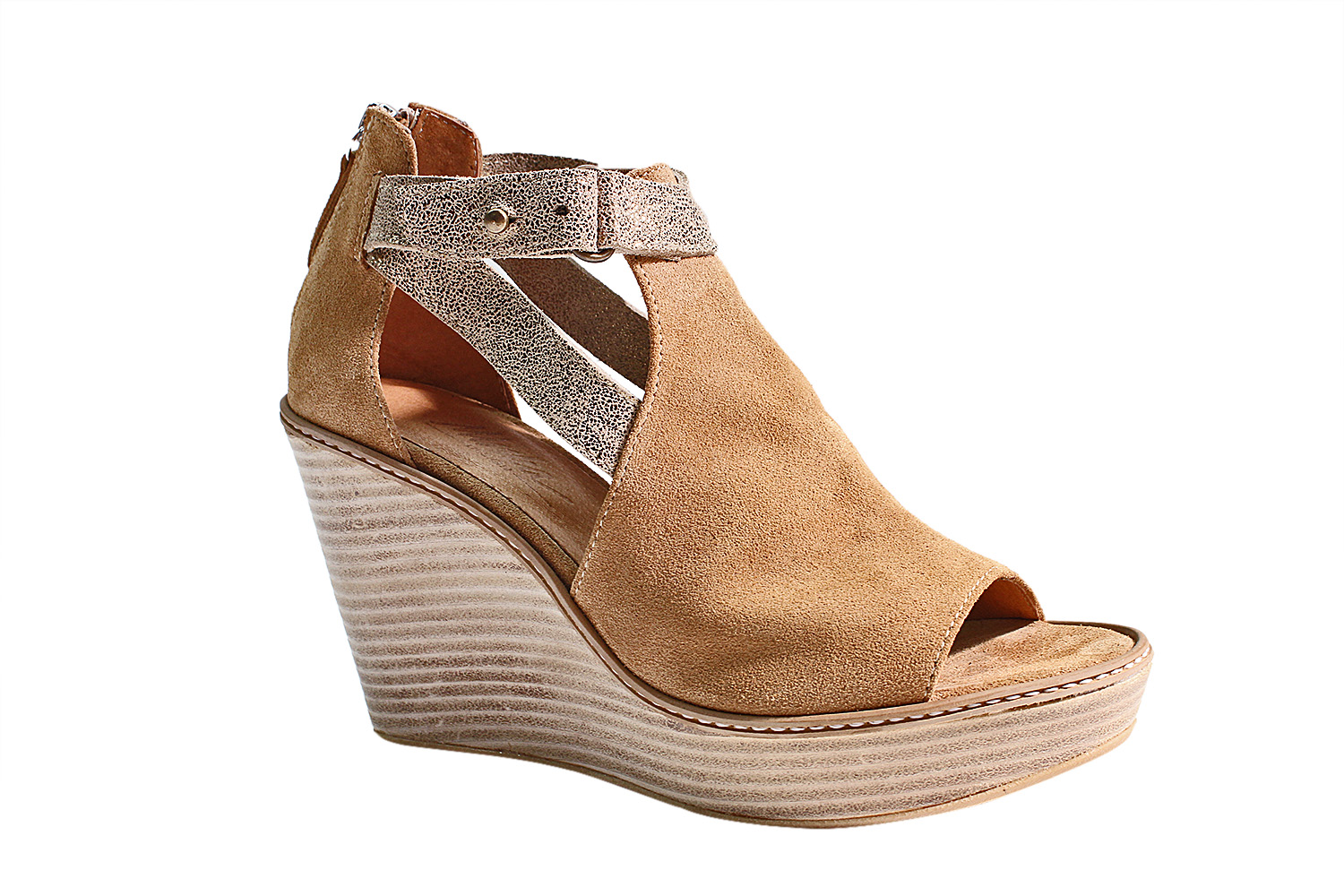 8342-MAYELL-PORTUGALLO 314BIS-LAURA BRONZE-SEMELLE BLOC CUIR-FORME DEEJAY